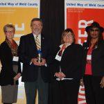 United Way's Community Impact Health Advocate of 2015